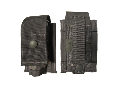 M.O.L.L.E. II 40MM High Explosive Pouch (Single) - ACU Digital (Universal Camo)