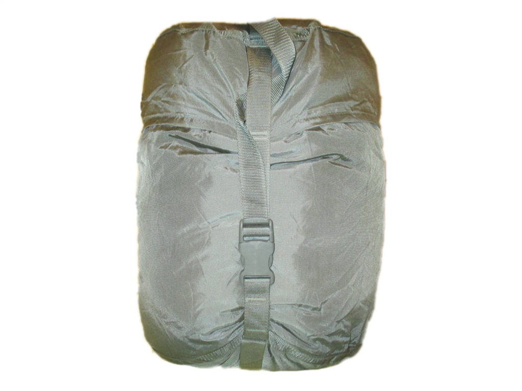 Small Compression Sack, Improved Modular Sleeping Bag System