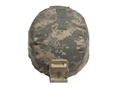 Advanced Combat Helmet Cover - ACU Digital (Universal Camo)