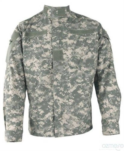 A.C.U. Digital (Universal Camo) U.S. Army Combat Uniform Coat