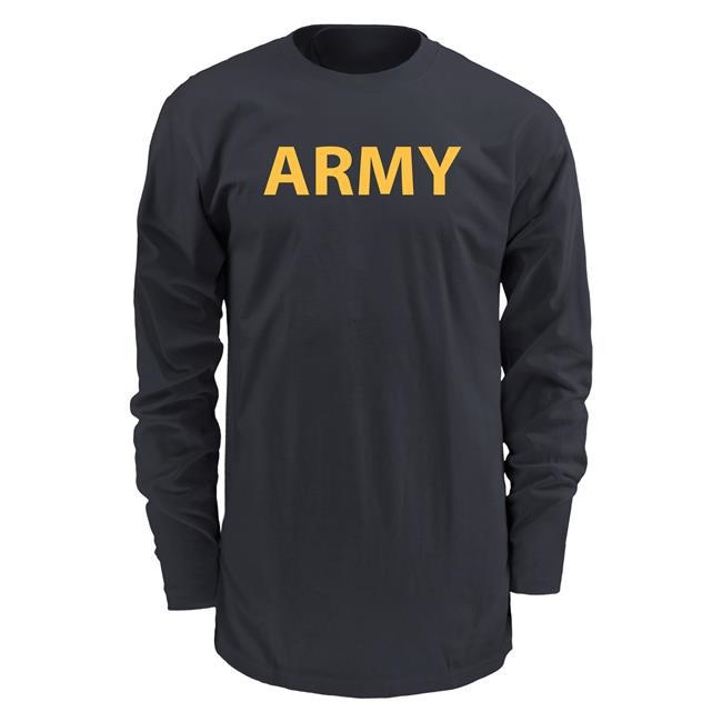 Army Physical Fitness Uniform (APFU) Long Sleeve T-Shirt
