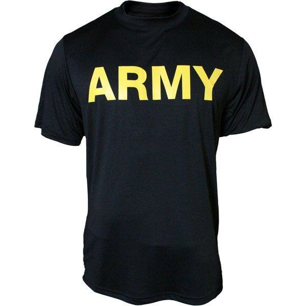 Army Physical Fitness Uniform (APFU) Short Sleeve T-Shirt