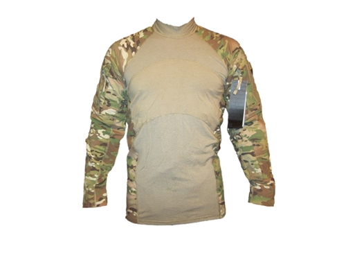 Army Combat Shirt - Multi Cam/OCP - Fire Resistant