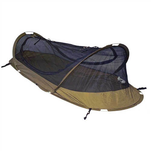 Catoma Coyote Brown BedNet - Pop-Up