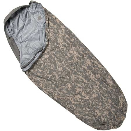 Bivy Sleeping Bag Cover ACU Digital (Universal Camo) Water Proof