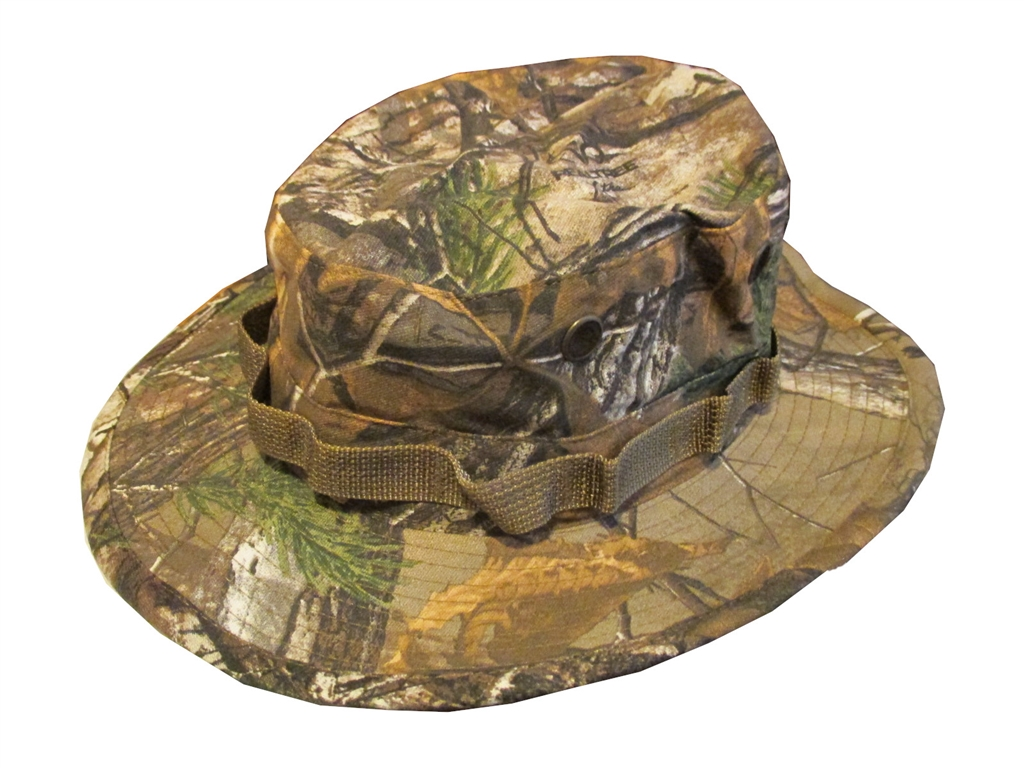 Boonie Hat - Gov't Jungle Xtra Realtree Brown