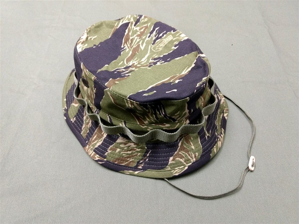 Boonie Hat - Jungle Tiger Stripe