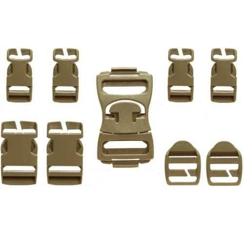 Molle Pack Replacement Buckles