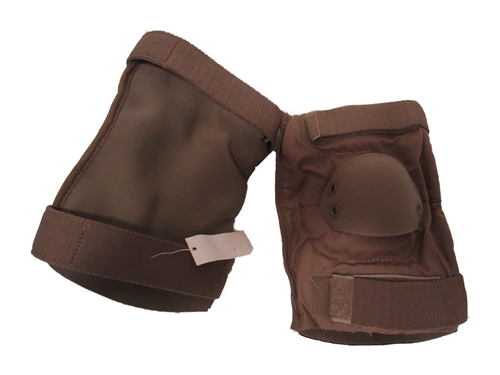 External Elbow Pads - Coyote Brown