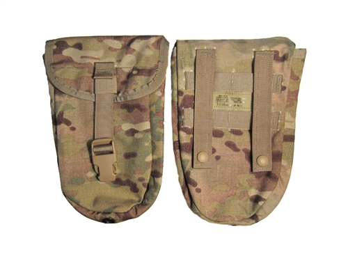 M.O.L.L.E. II Entrenching Tool Pouch - Multicam