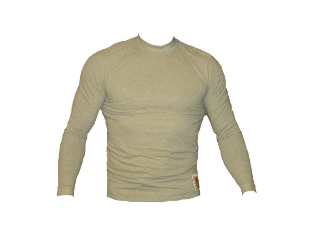 Potomac Fire Resistant Operational Gear (F.R.O.G.) Light Weight Long Sleeve Mock Turtle Neck Shirt
