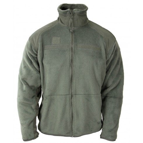 GEN III Cold Weather Fleece Jacket - ECWCS Level 3 - Foliage Green