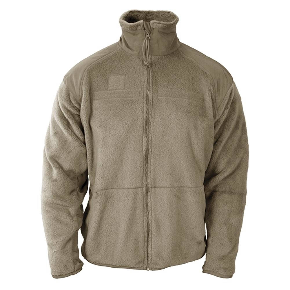 GEN III Cold Weather Fleece Jacket - ECWCS Level 3 - Tan/OCP