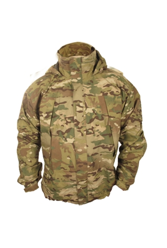 GEN III Extreme Cold / Wet Weather Rain Jacket - MultiCam/OCP - ECWCS Level 6