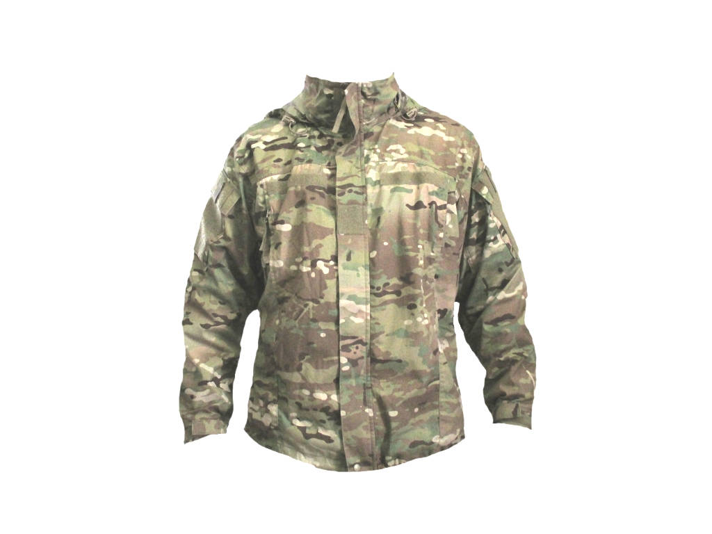GEN III Soft Shell / Cold Weather Jacket - Multi Cam/OCP - ECWCS Level 5 NON Fire Resistant