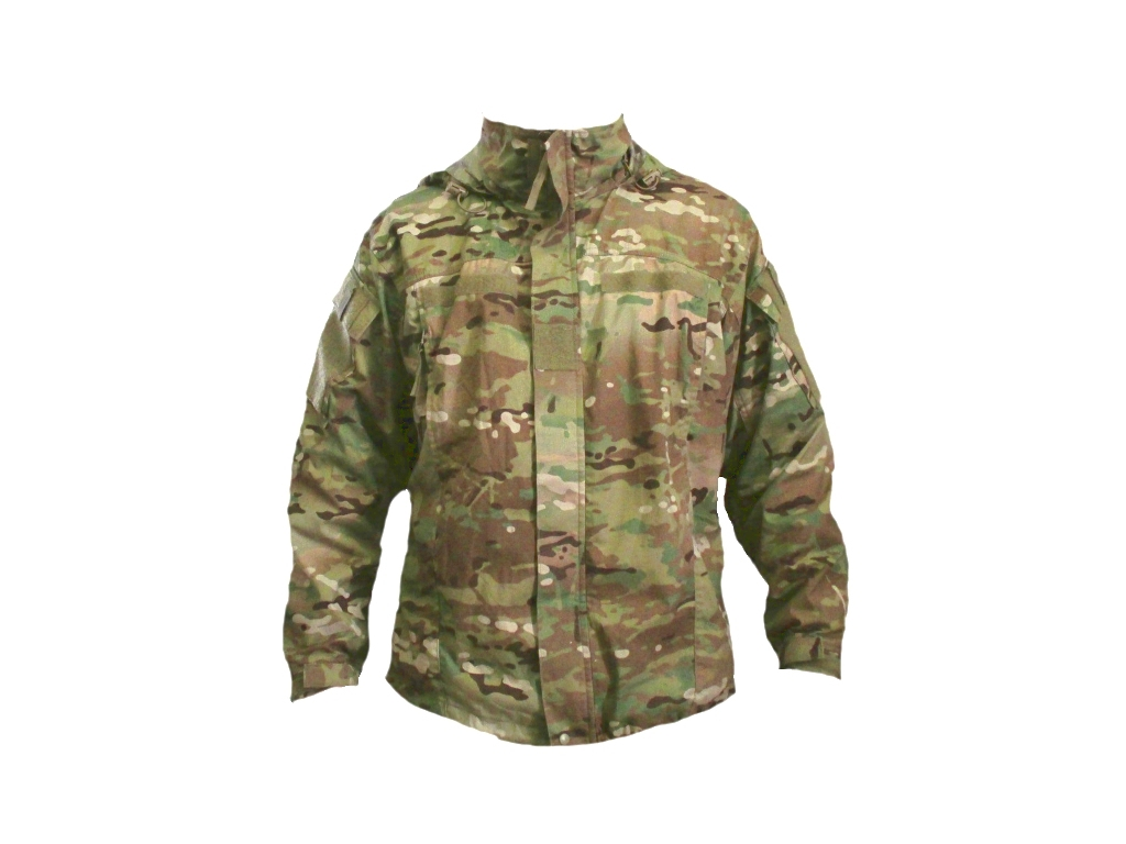GEN III FR Soft Shell / Cold Weather Jacket - Multi Cam/OCP - ECWCS Level 5 Fire Resistant