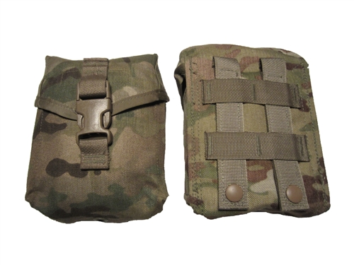 Upgraded IFAK - US Military Issue Improved First Aid Kit