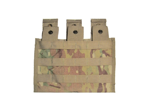 M.O.L.L.E. II M-4 Three Mag Side x Side Pouch