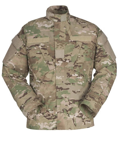 Multicam/OCP U.S. Army Fire Resistant Combat Uniform Coat