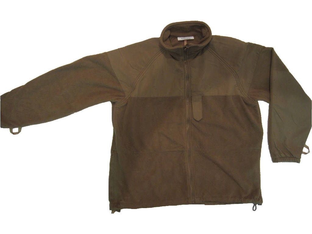 Navy Working Uniform Fleece Parka Liner Type II/III - Coyote Brown