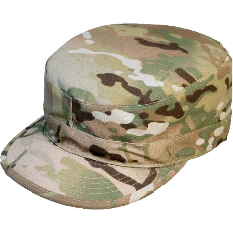 Army Combat Uniform Partrol Cap - Scorpion/OCP