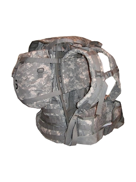 M.O.L.L.E. II Large Rucksack Backpack - Complete ACU Digital