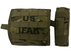IFAK II - US Military Issue Improved First Aid Kit Multi Cam/OCP